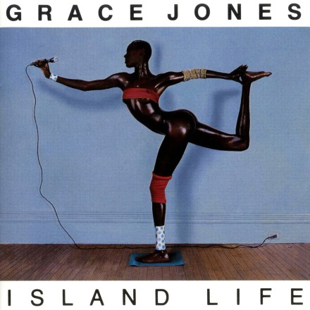 Iconic Album Art- Grace Jones