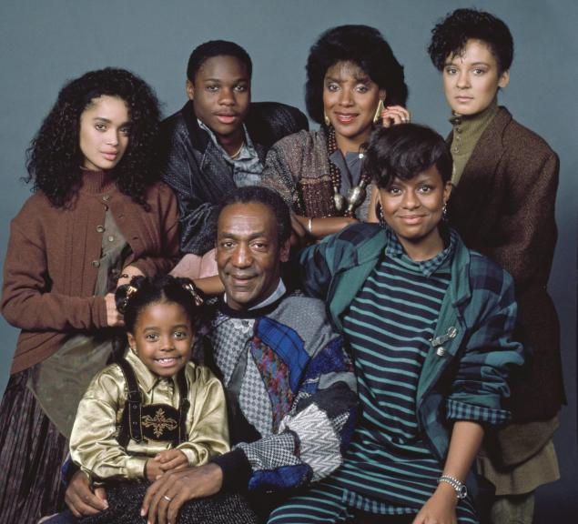 The Cosby Show promo pic Copyright NBC