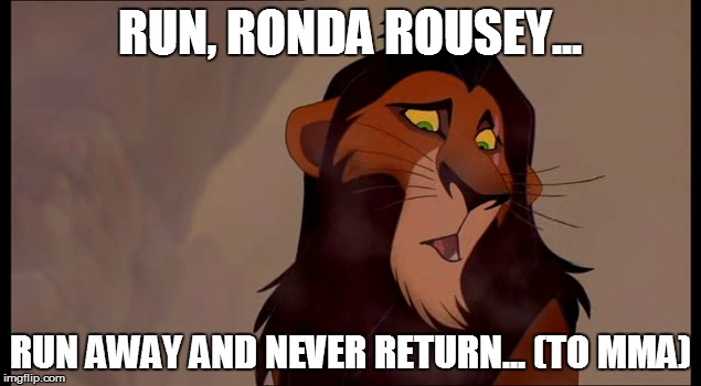 ronda - rousey memes